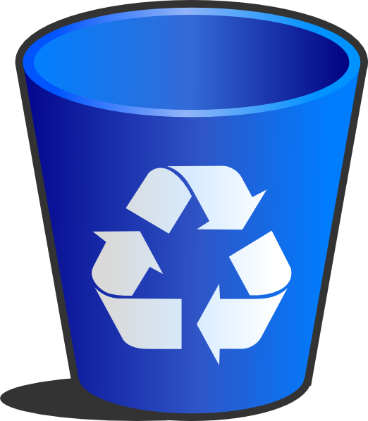 Download and use Recycle Bin Transparent PNG File