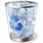 Download this high resolution Recycle Bin PNG