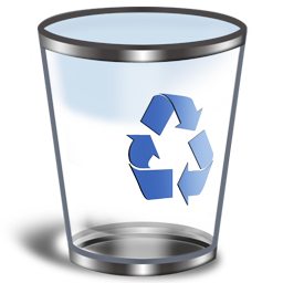 Recycle Bin PNG Picture | Web Icons PNG