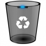 Grab and download Recycle Bin Transparent PNG Image
