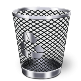 Download for free Recycle Bin Transparent PNG File
