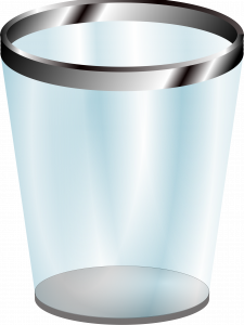 Download and use Recycle Bin PNG Icon