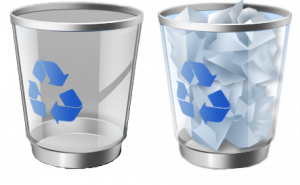 Best free Recycle Bin PNG Image