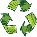 Grab and download Recycle Transparent PNG File