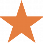 Grab and download Red Star Icon Clipart