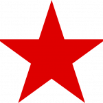 Download and use Red Star PNG Image