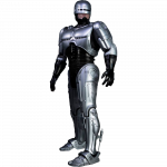 Download this high resolution Robocop Icon Clipart