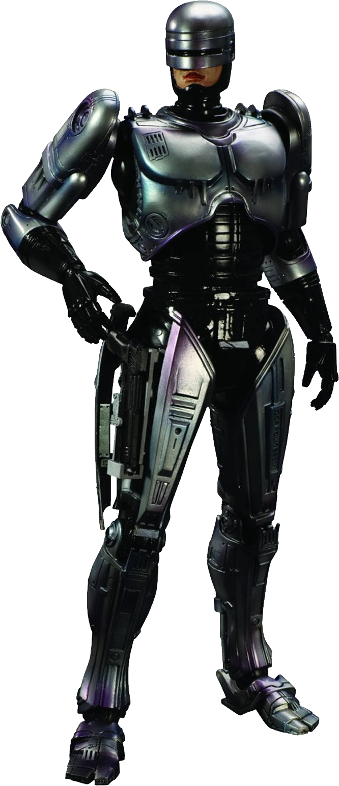 Now you can download Robocop High Quality PNG