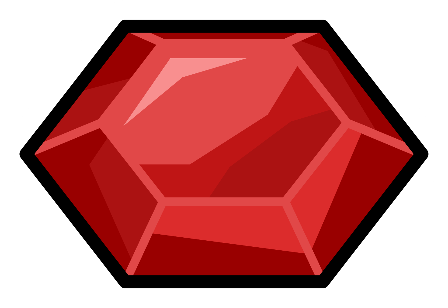 Free download of Ruby PNG Image Without Background
