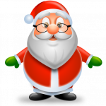 Free download of Santa Claus PNG Image Without Background