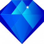 Grab and download Sapphire PNG Image Without Background