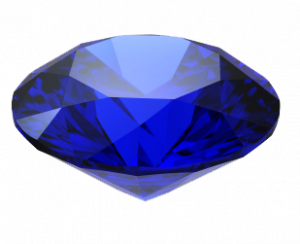 Free download of Sapphire PNG Image