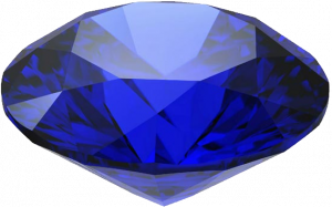 Download this high resolution Sapphire Transparent PNG File