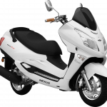 Best free Scooter PNG Image