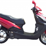 Free download of Scooter PNG Icon