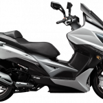 Best free Scooter PNG Picture