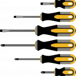Download and use Screwdriver PNG Picture