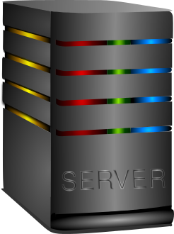 Free download of Server PNG Image Without Background