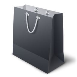 Grab and download Shopping Bag Icon PNG