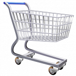 Free download of Shopping Cart PNG in High Resolution