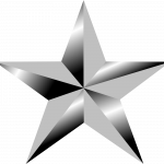 Download this high resolution Silver Transparent PNG File