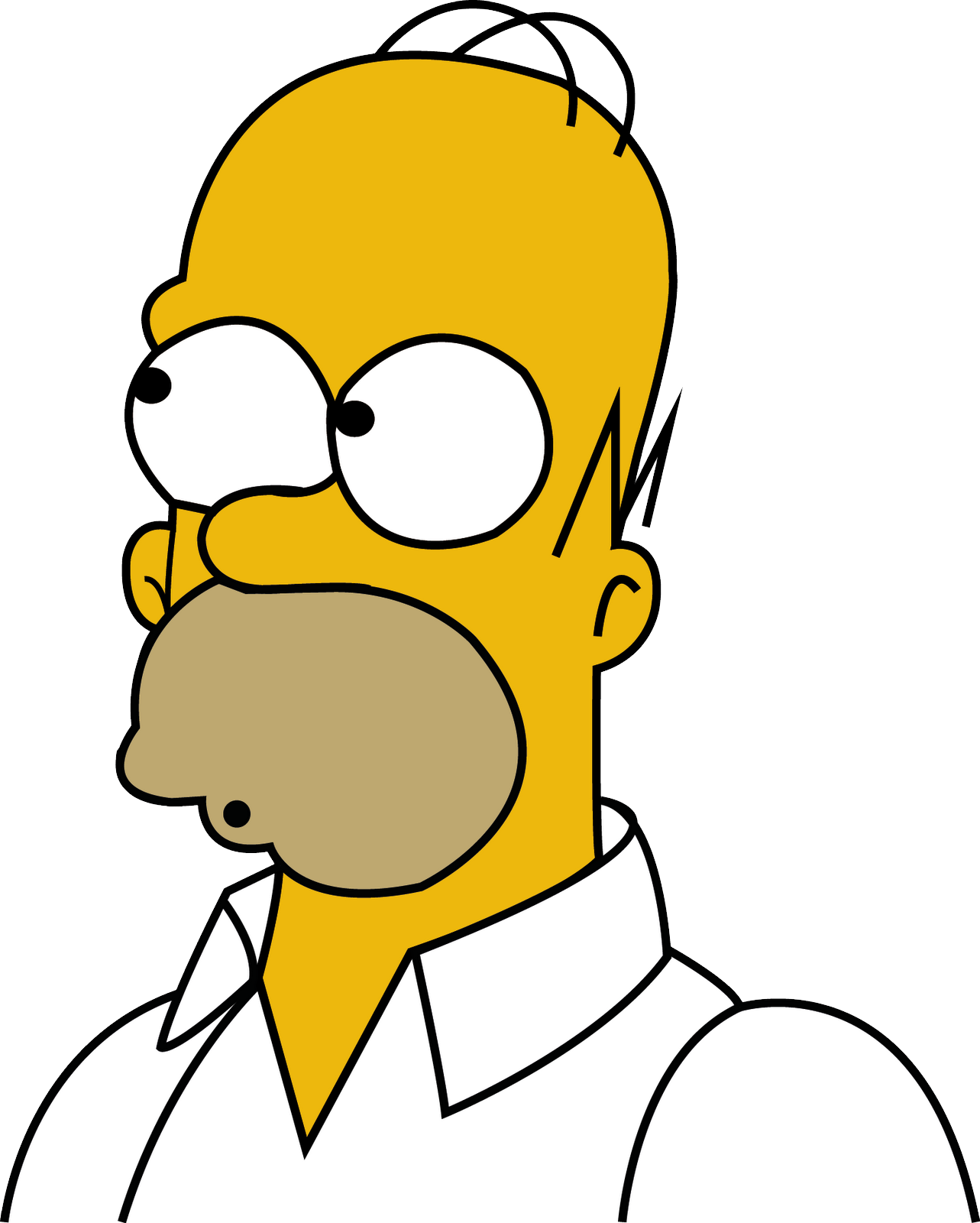 Download this high resolution Simpsons PNG in High Resolution