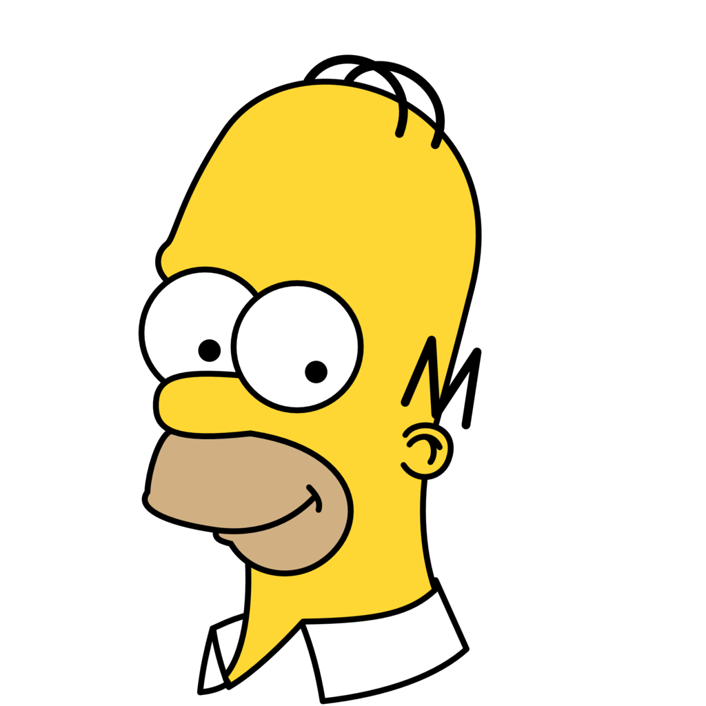 Download and use Simpsons PNG Picture