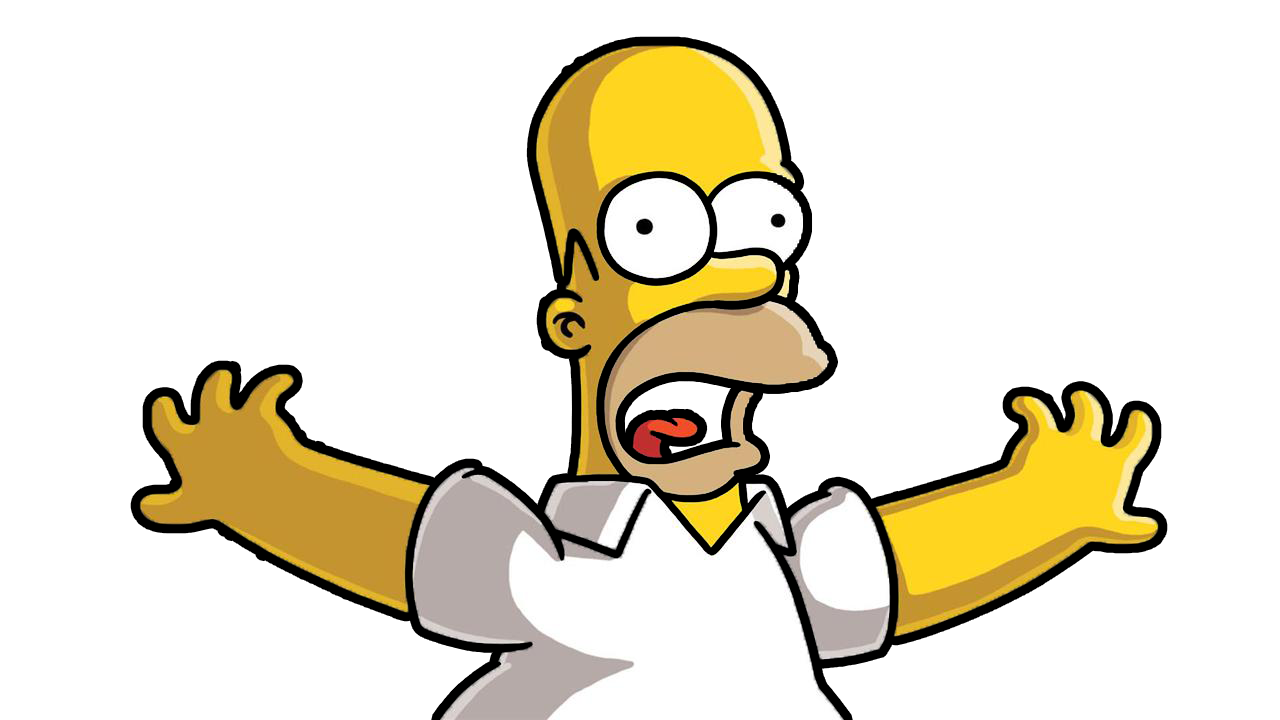 Now you can download Simpsons In PNG