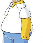 Now you can download Simpsons PNG in High Resolution