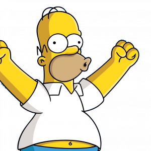 Free download of Simpsons Icon PNG