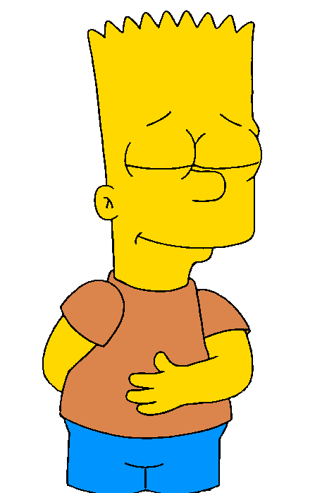 Free download of Simpsons Transparent PNG File