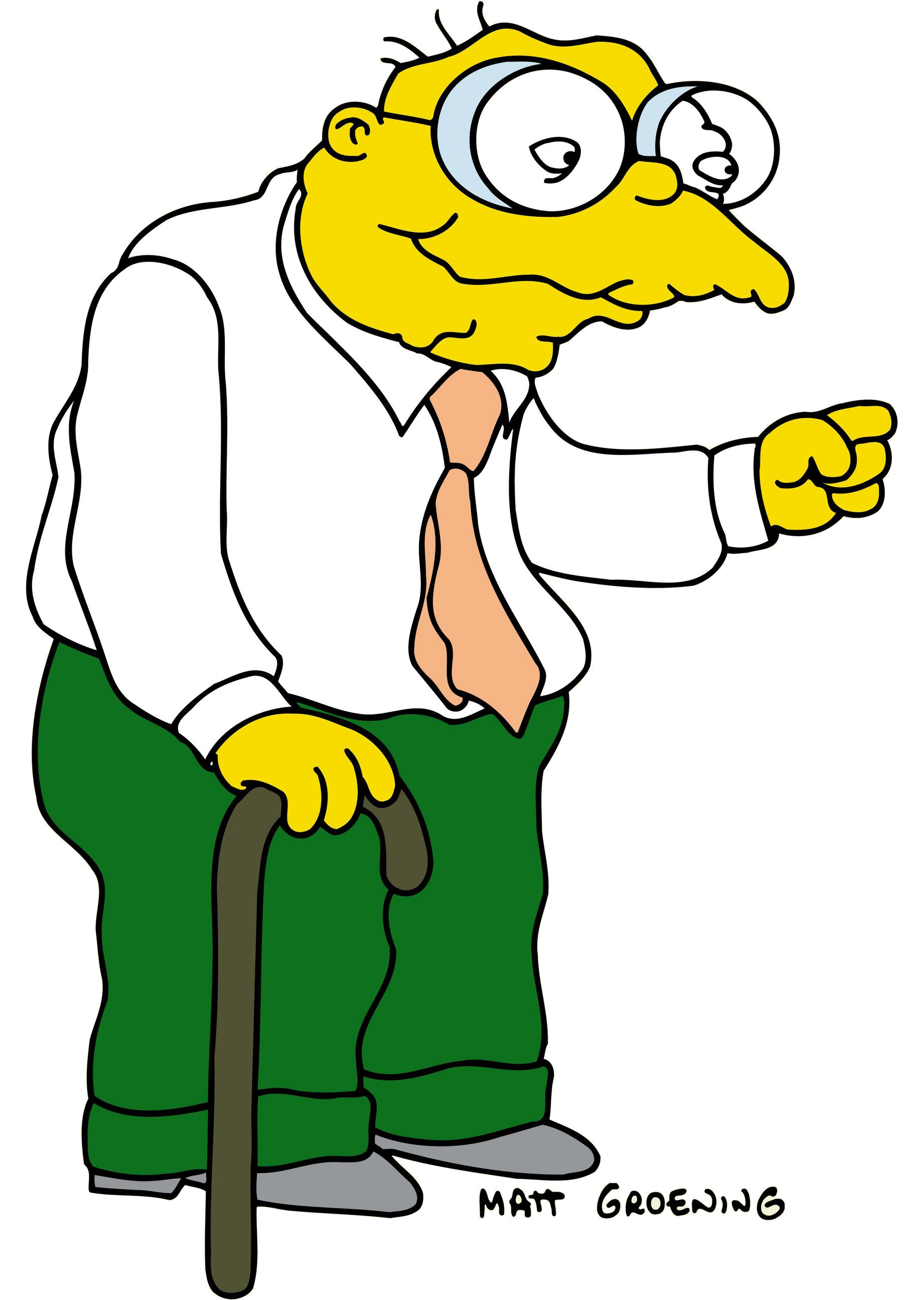 Now you can download Simpsons High Quality PNG