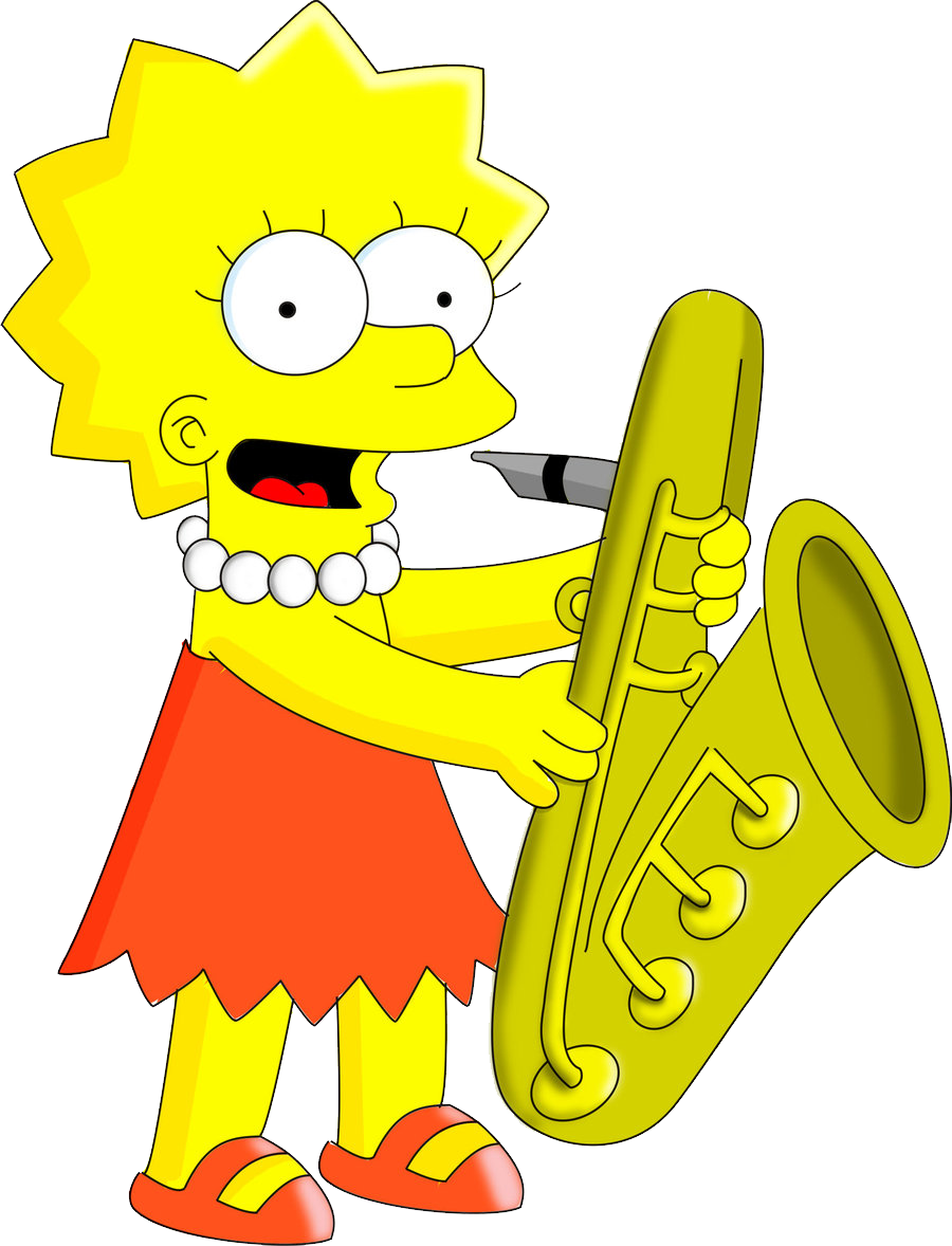 Download and use Simpsons PNG Icon
