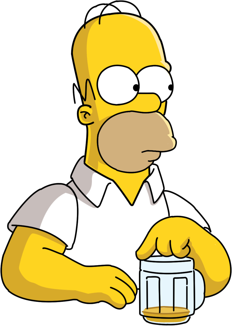 Download and use Simpsons PNG in High Resolution