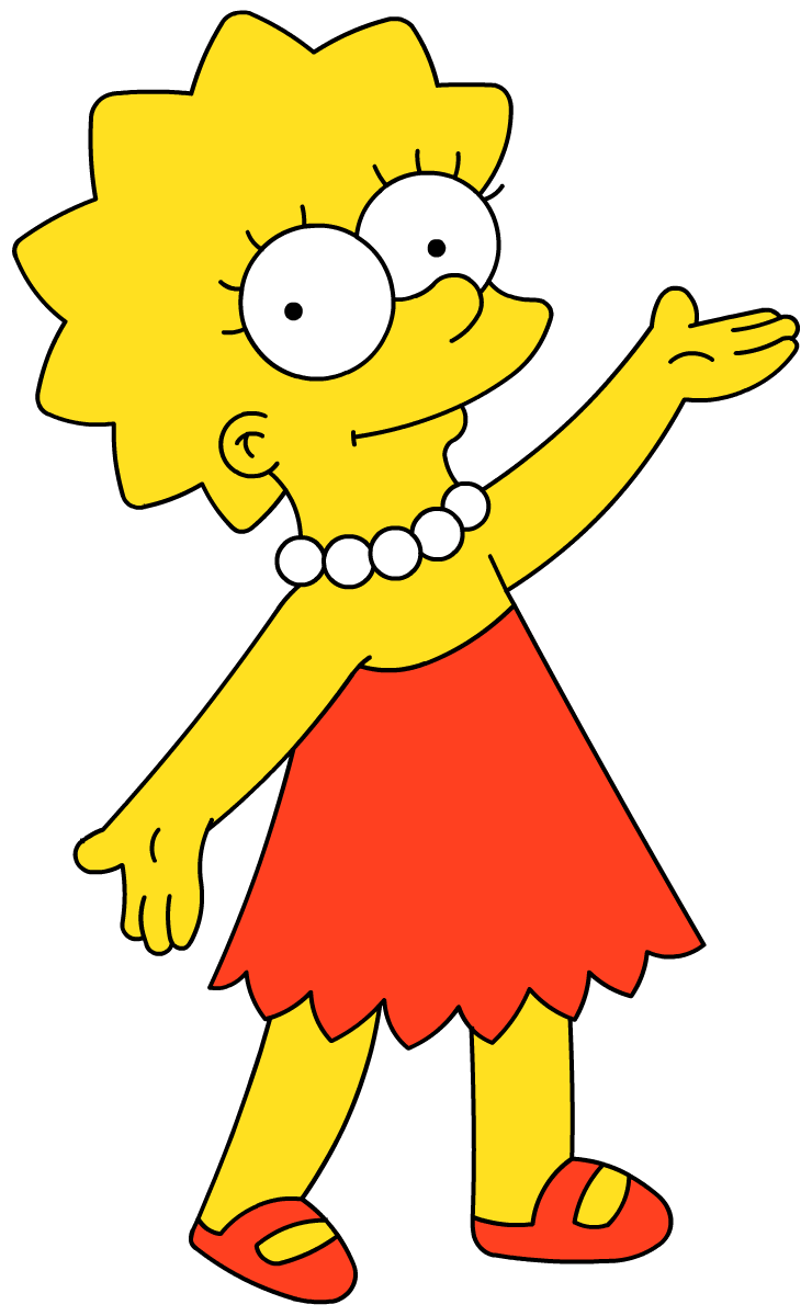 Grab and download Simpsons Transparent PNG File