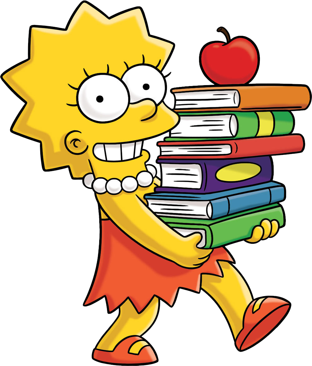 Download and use Simpsons Icon Clipart