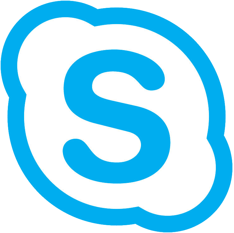 Now you can download Skype Icon Clipart