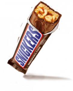 Download and use Snickers Icon Clipart