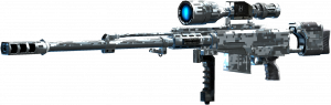 Free download of Sniper Rifle PNG Image