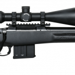 Download and use Sniper Rifle Icon PNG