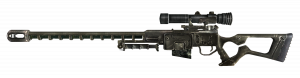 Grab and download Sniper Rifle PNG Image