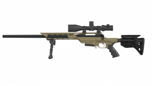 Free download of Sniper Rifle PNG in High Resolution