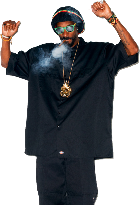 Download this high resolution Snoop Dogg In PNG