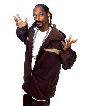 Download and use Snoop Dogg PNG