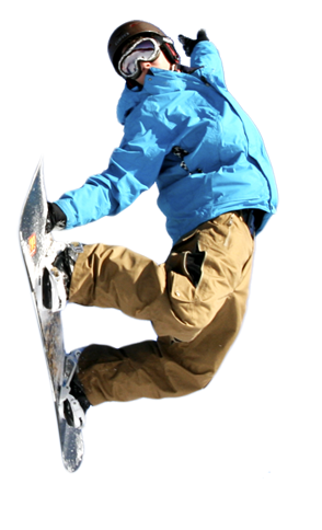 Free download of Snowboard Icon Clipart