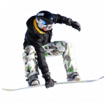 Best free Snowboard PNG Picture