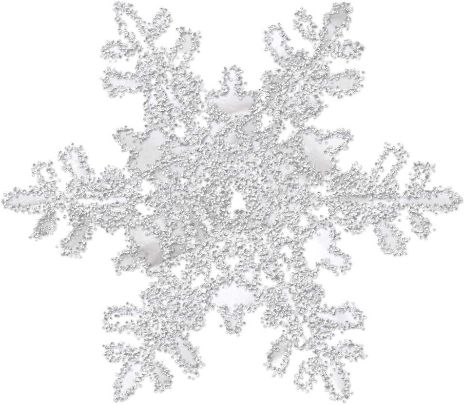 Download and use Snowflakes Transparent PNG File