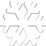 Free download of Snowflakes In PNG