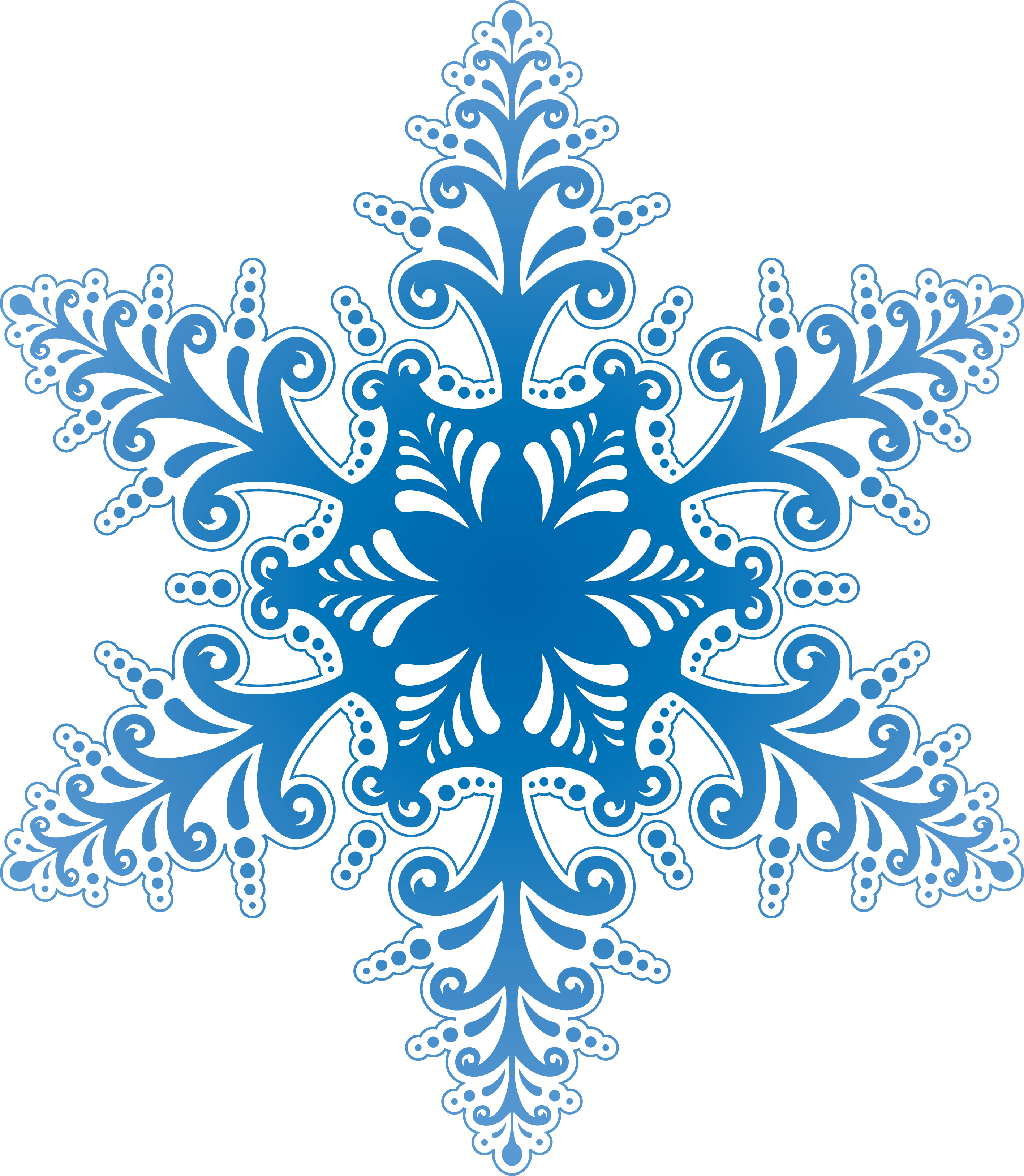 Download this high resolution Snowflakes PNG