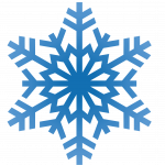 Download and use Snowflakes PNG Image